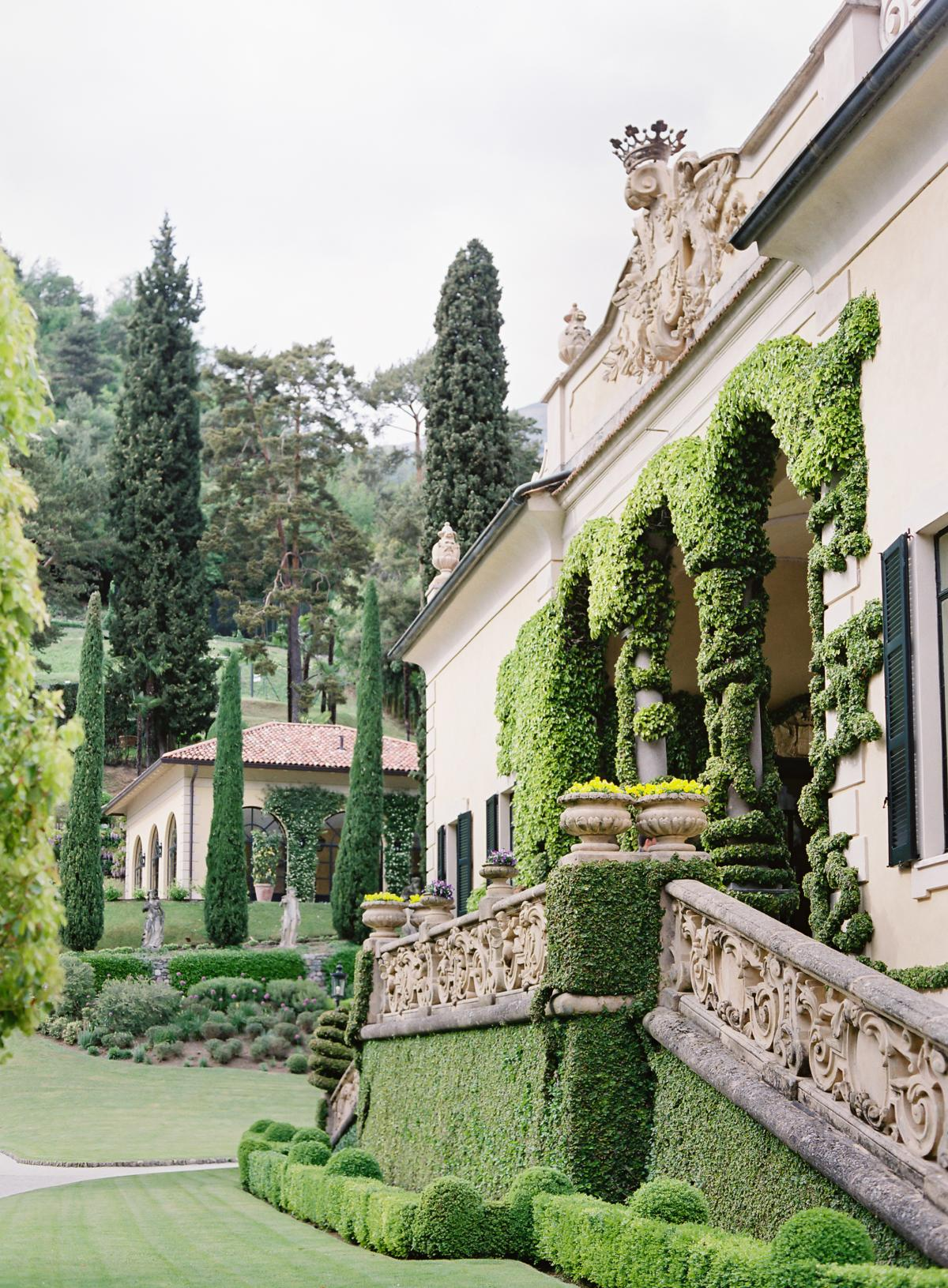 Lake Como Villa Del Balbianello Wedding Omalley Photographers 0021