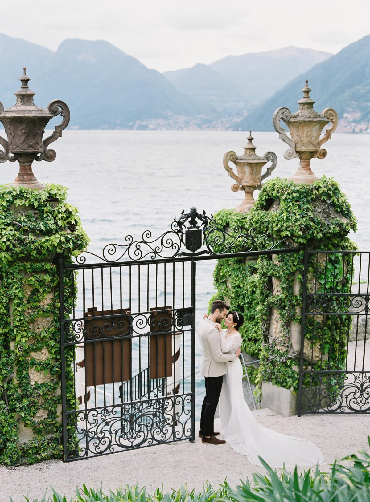 Lake Como Villa Del Balbianello Wedding Omalley Photographers 0044