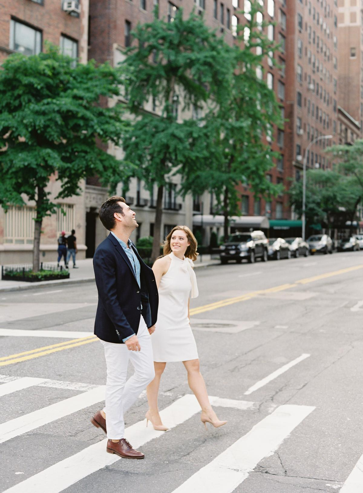 New York City Engagement Session Central Park 0010