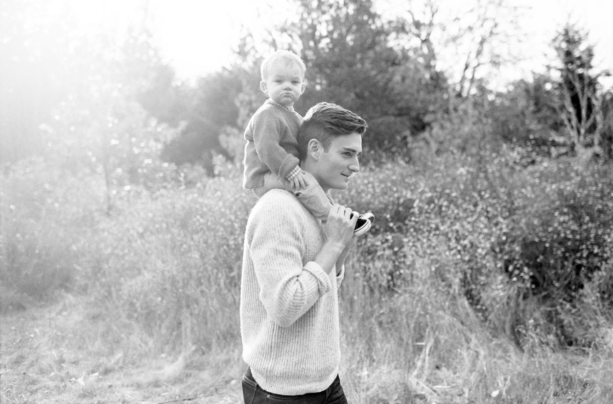 Seattle Family Session Film Photography 0003