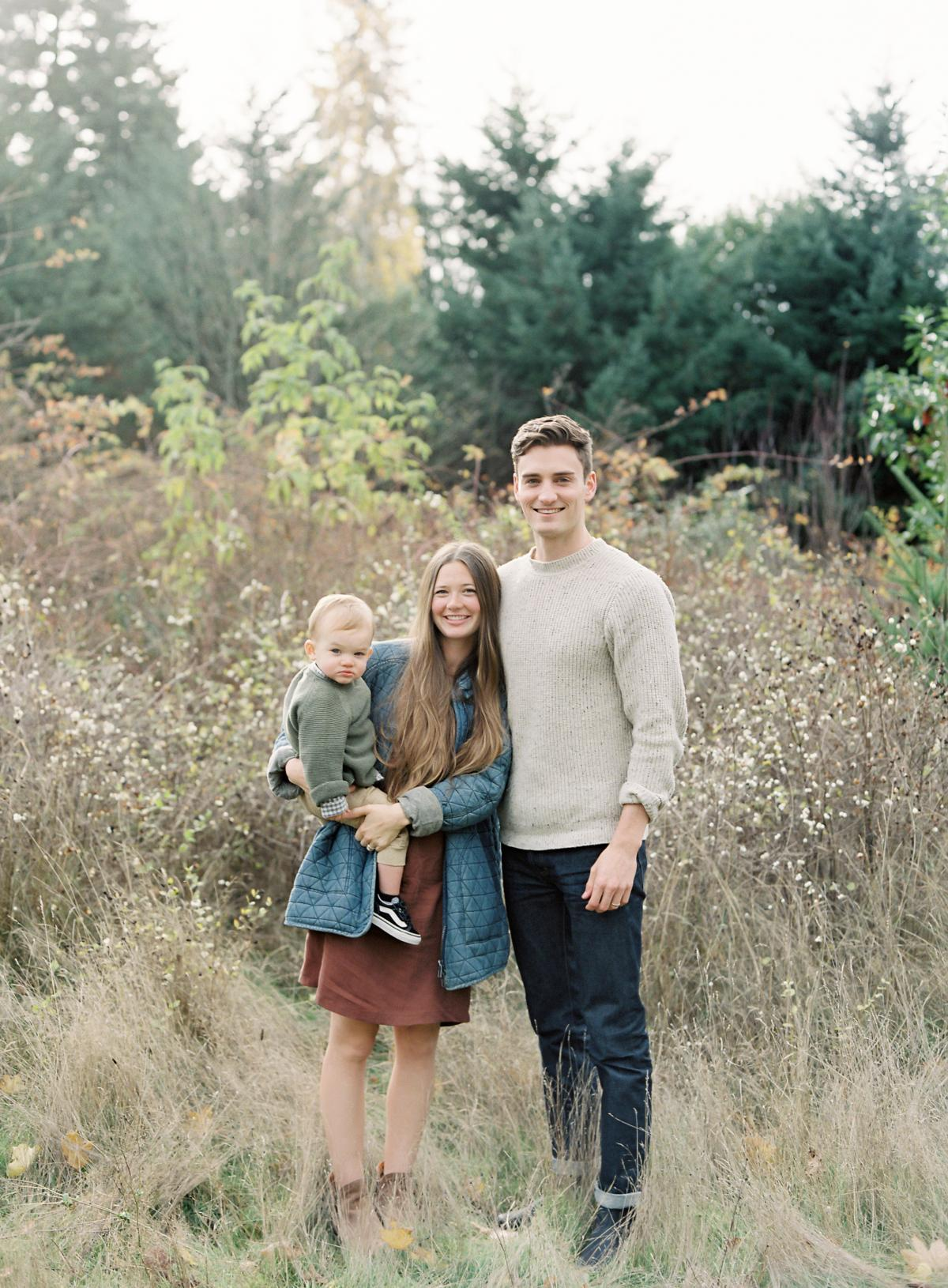 Seattle Family Session Film Photography 0006