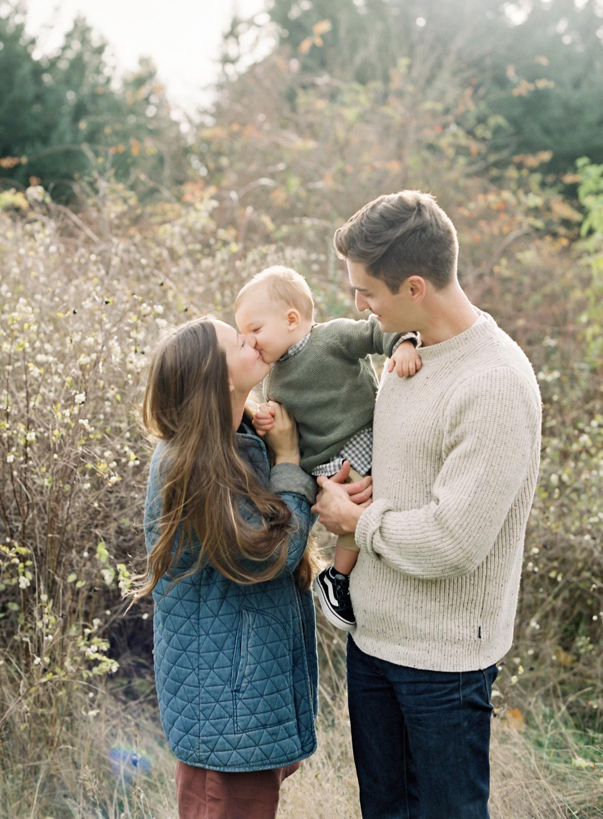 Seattle Family Session Film Photography 0008
