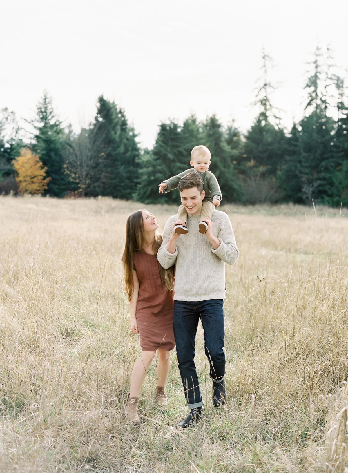 Seattle Family Session Film Photography 0022