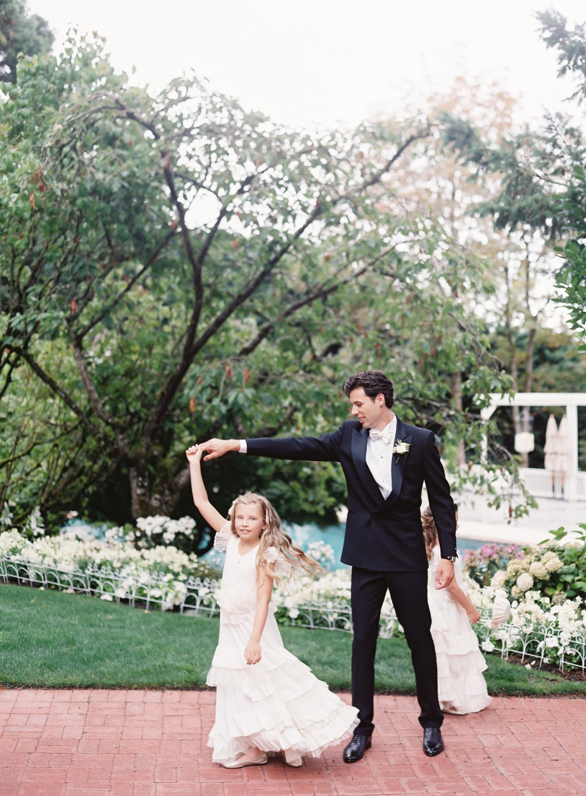 0016 Kirkland Washington Private Estate Wedding Omalley Photographers