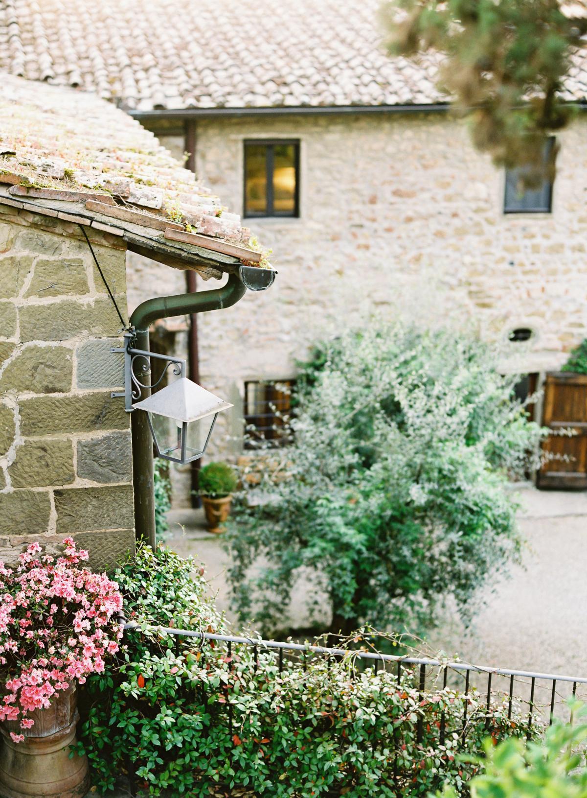 0132 Villa Vignamaggio Tuscany Wedding