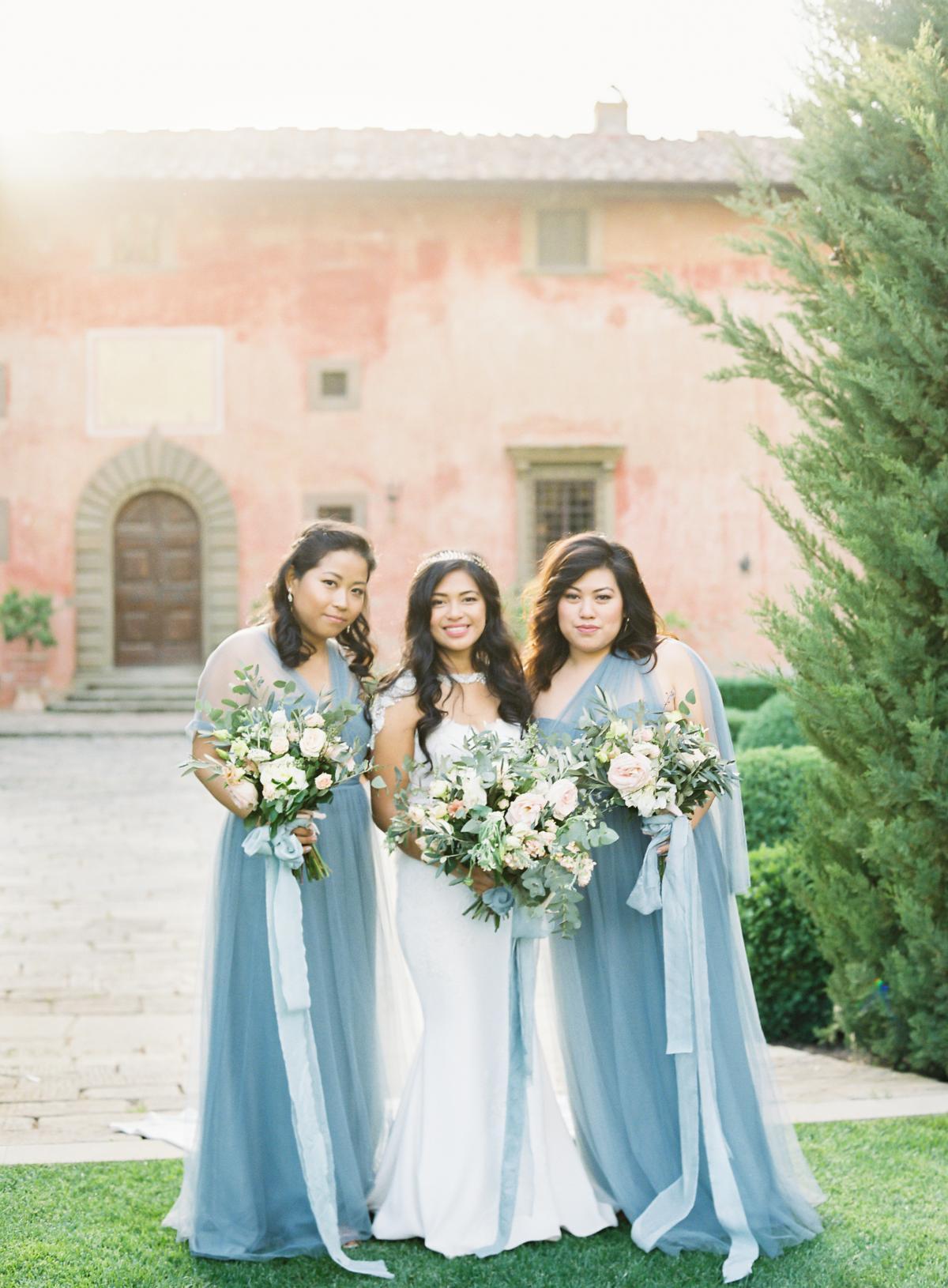 0180 Villa Vignamaggio Tuscany Wedding