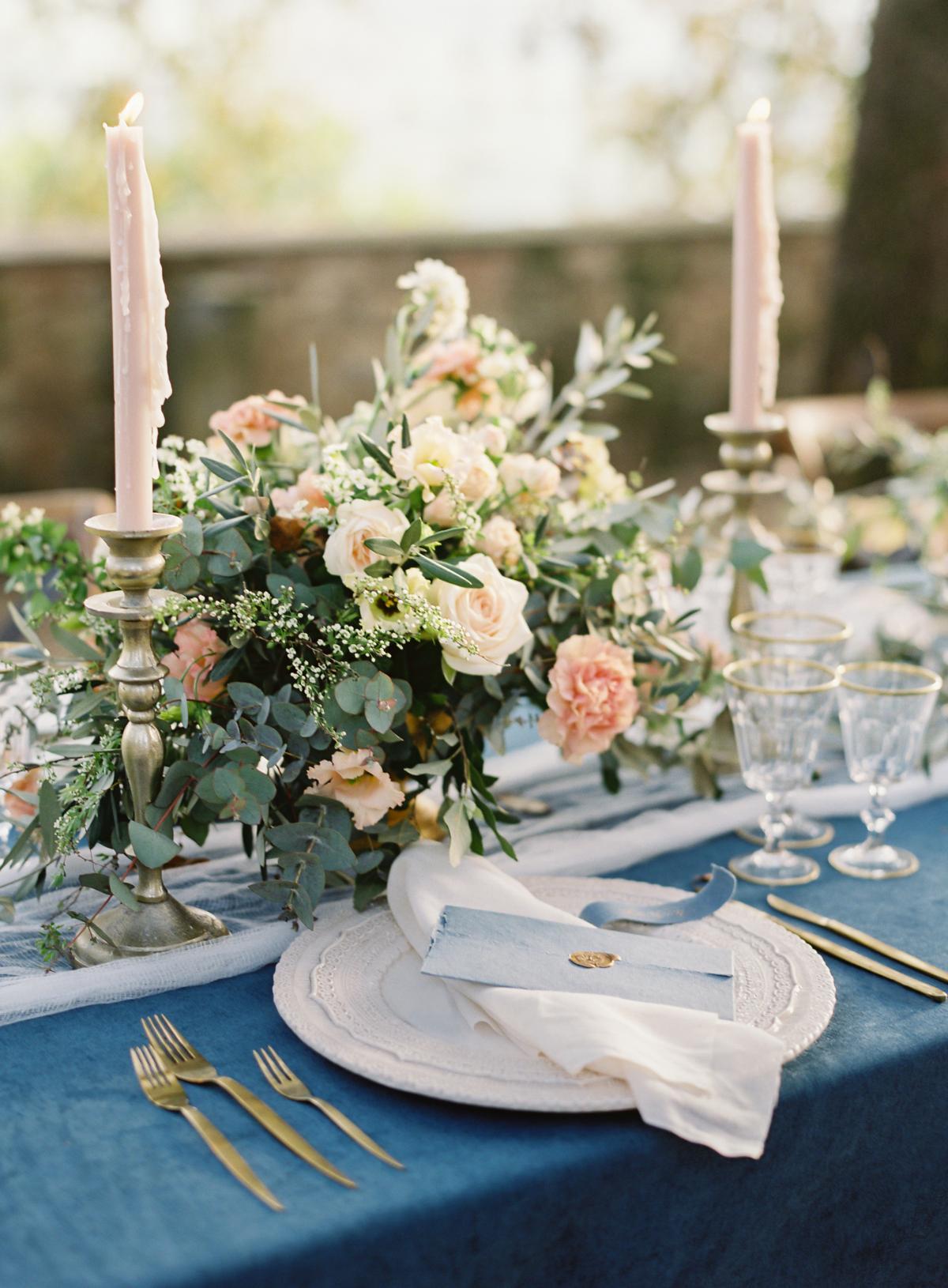 0208 Villa Vignamaggio Tuscany Wedding