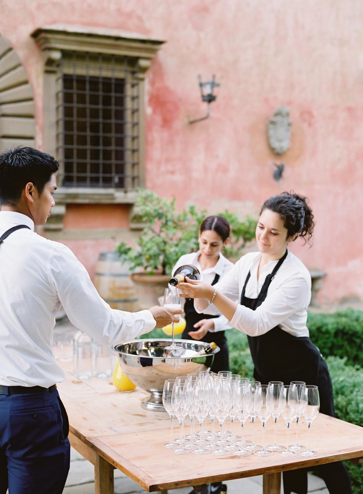 0228 Villa Vignamaggio Tuscany Wedding