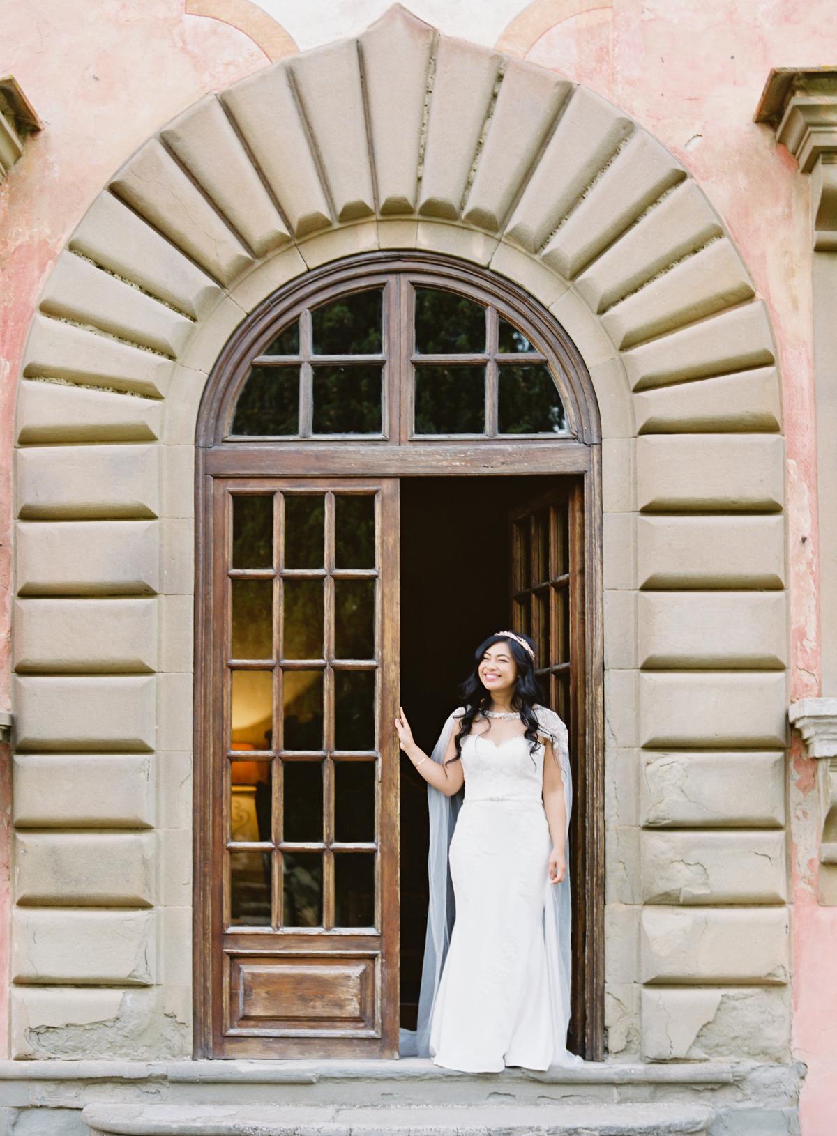 0239 Villa Vignamaggio Tuscany Wedding