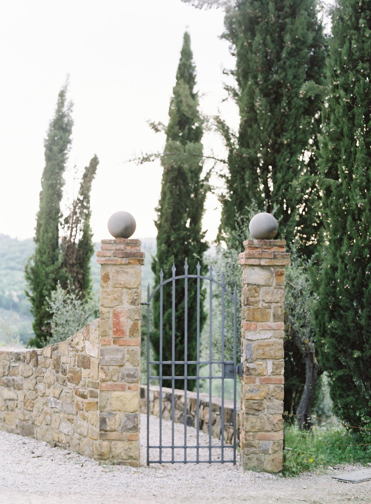 0268 Villa Vignamaggio Tuscany Wedding