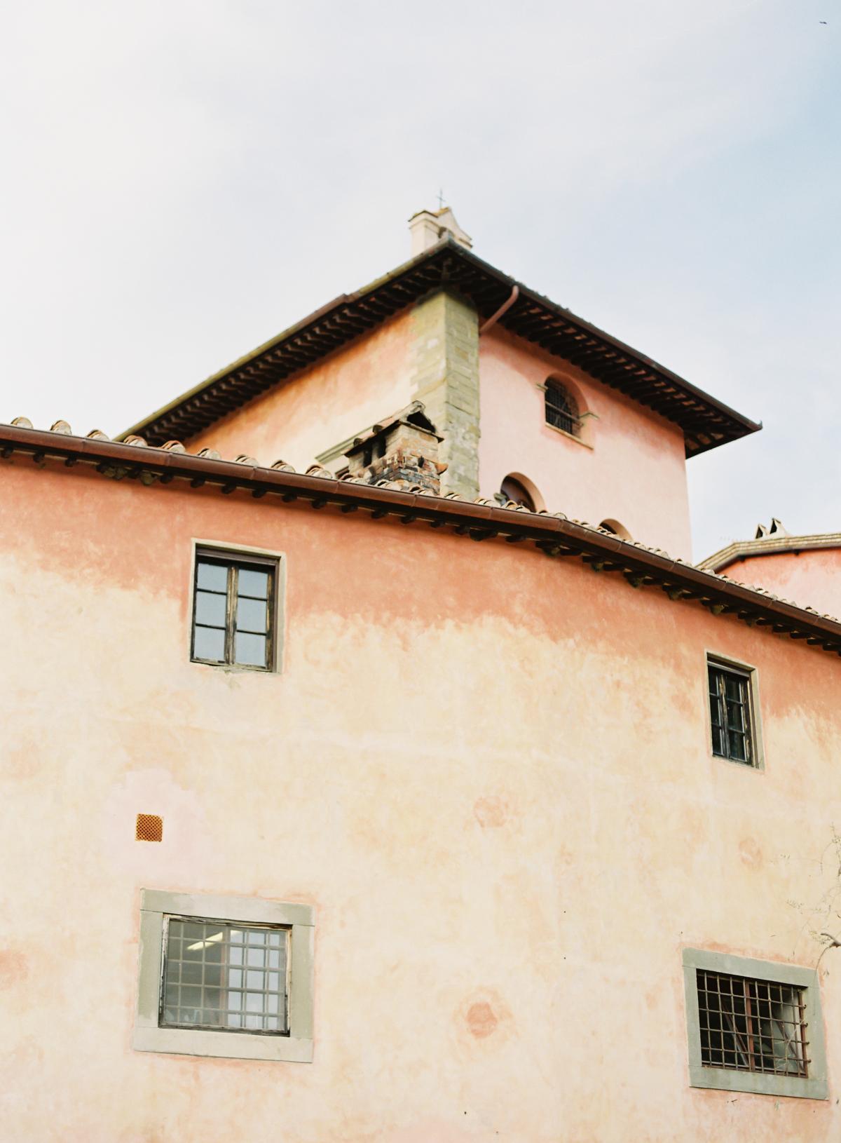 0269 Villa Vignamaggio Tuscany Wedding