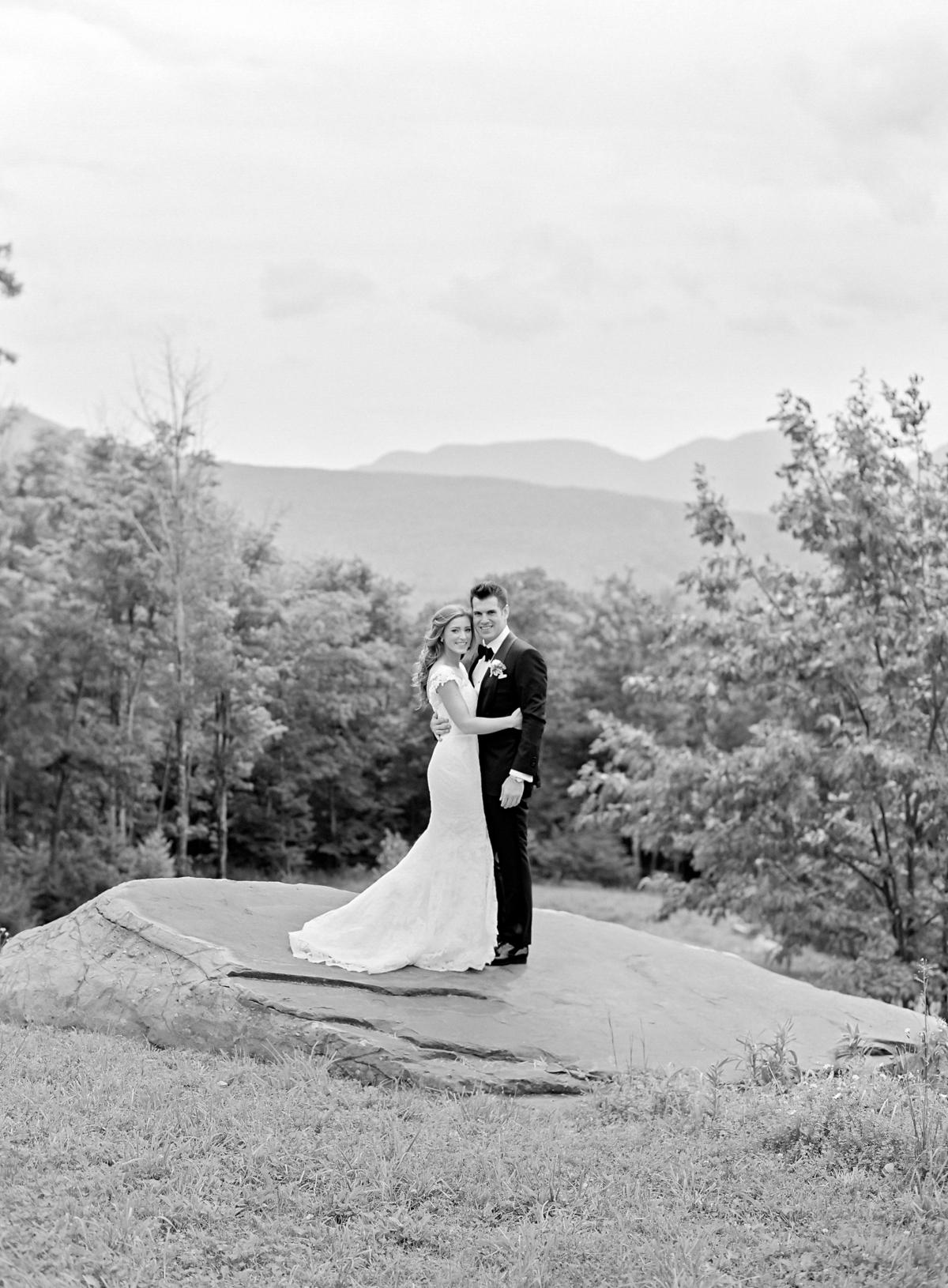 Catskill Mountains Hayfield Deer Mountain Wedding 0024
