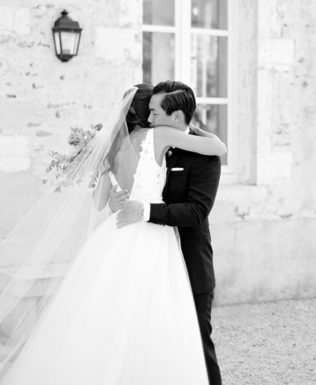 Chateau De Varennes Sinclair And Moore Wedding 0040