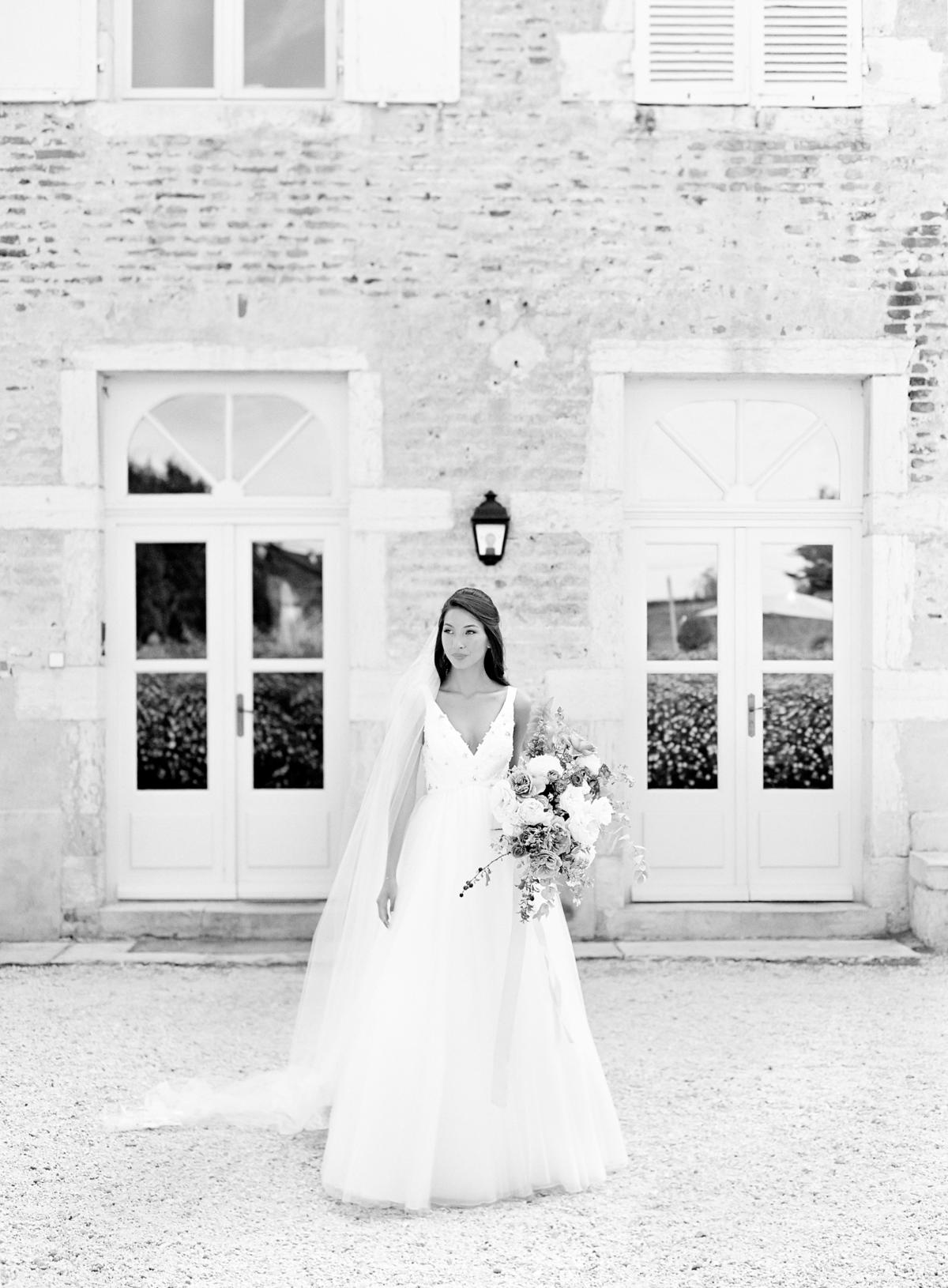 Chateau De Varennes Sinclair And Moore Wedding 0047