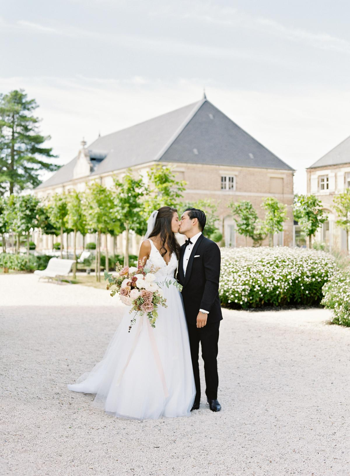 Chateau De Varennes Sinclair And Moore Wedding 0056