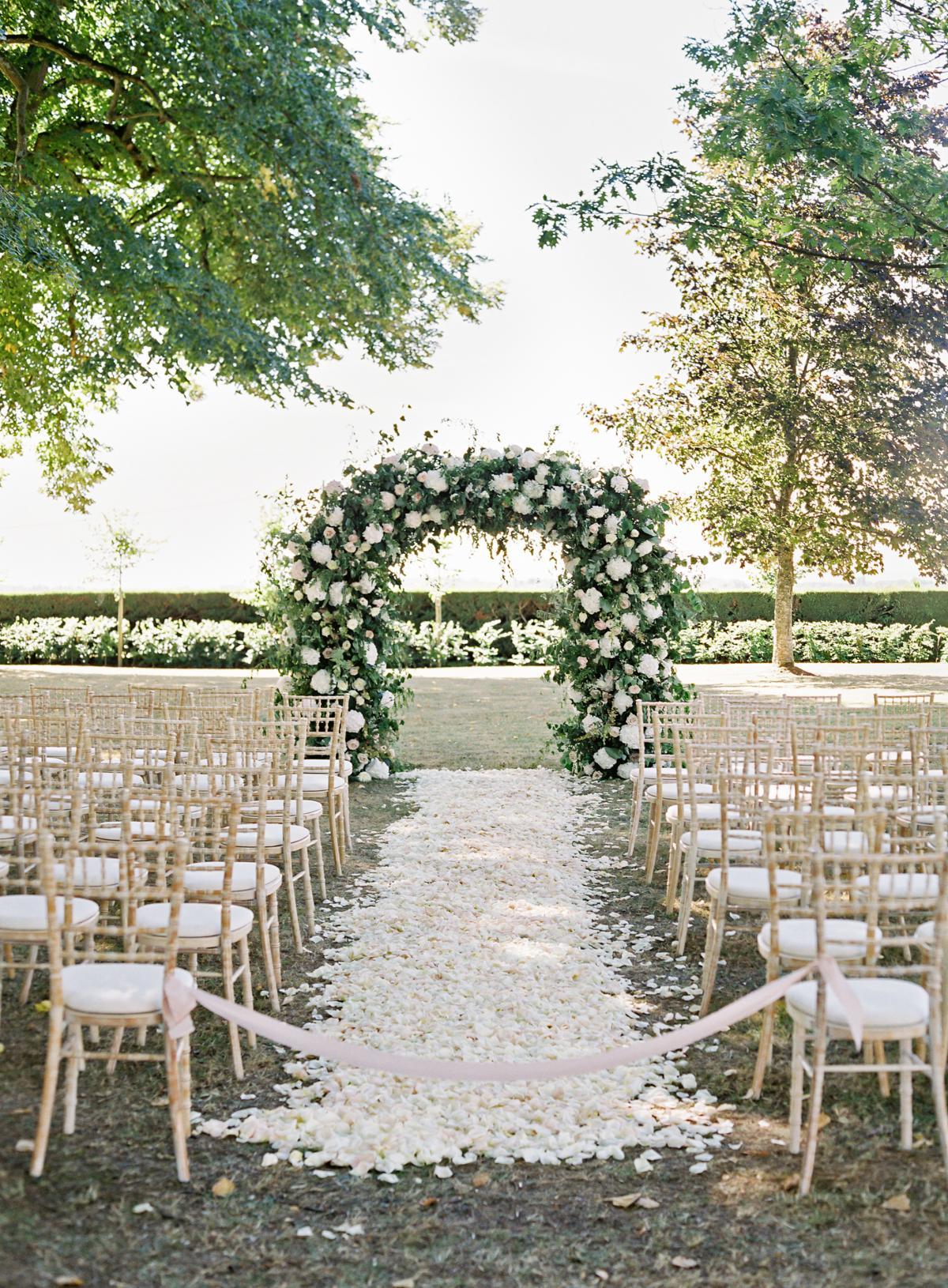 Chateau De Varennes Sinclair And Moore Wedding 0067