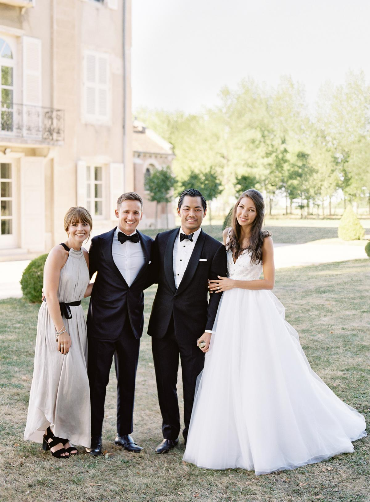 Chateau De Varennes Sinclair And Moore Wedding 0082