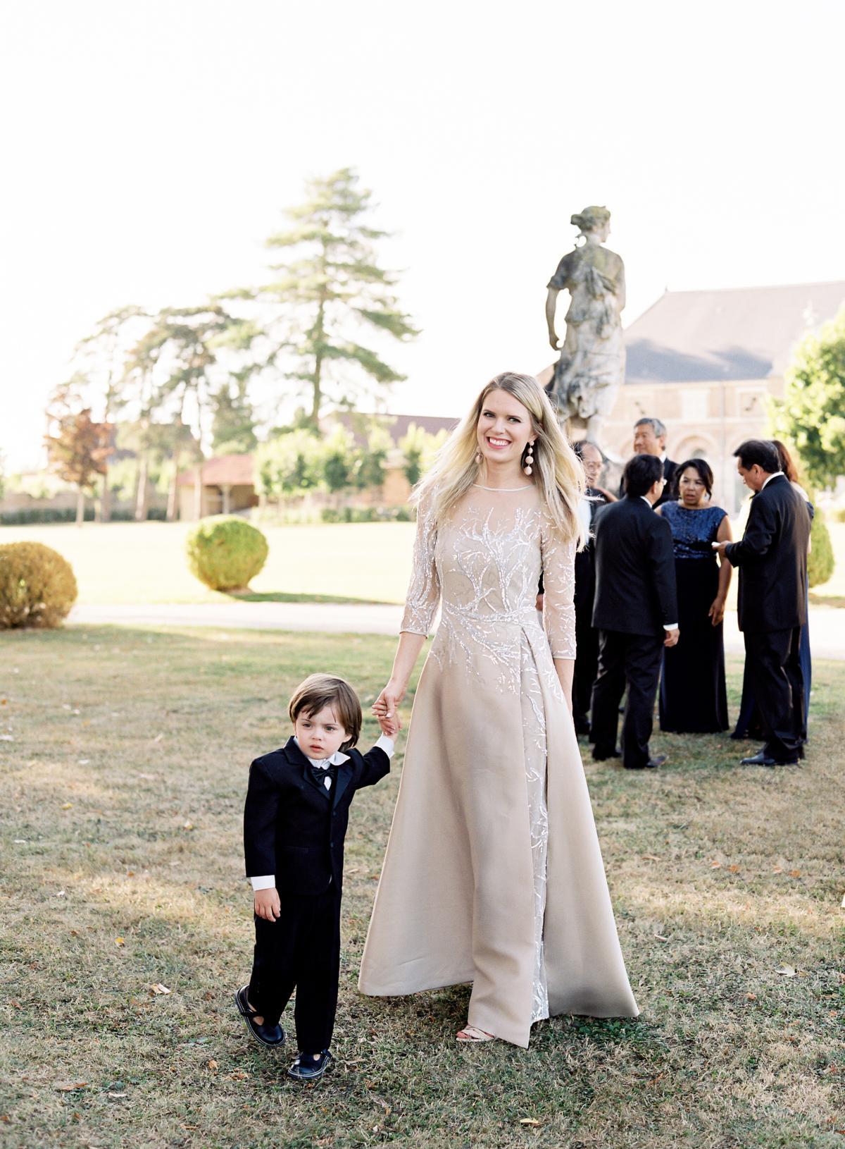 Chateau De Varennes Sinclair And Moore Wedding 0084