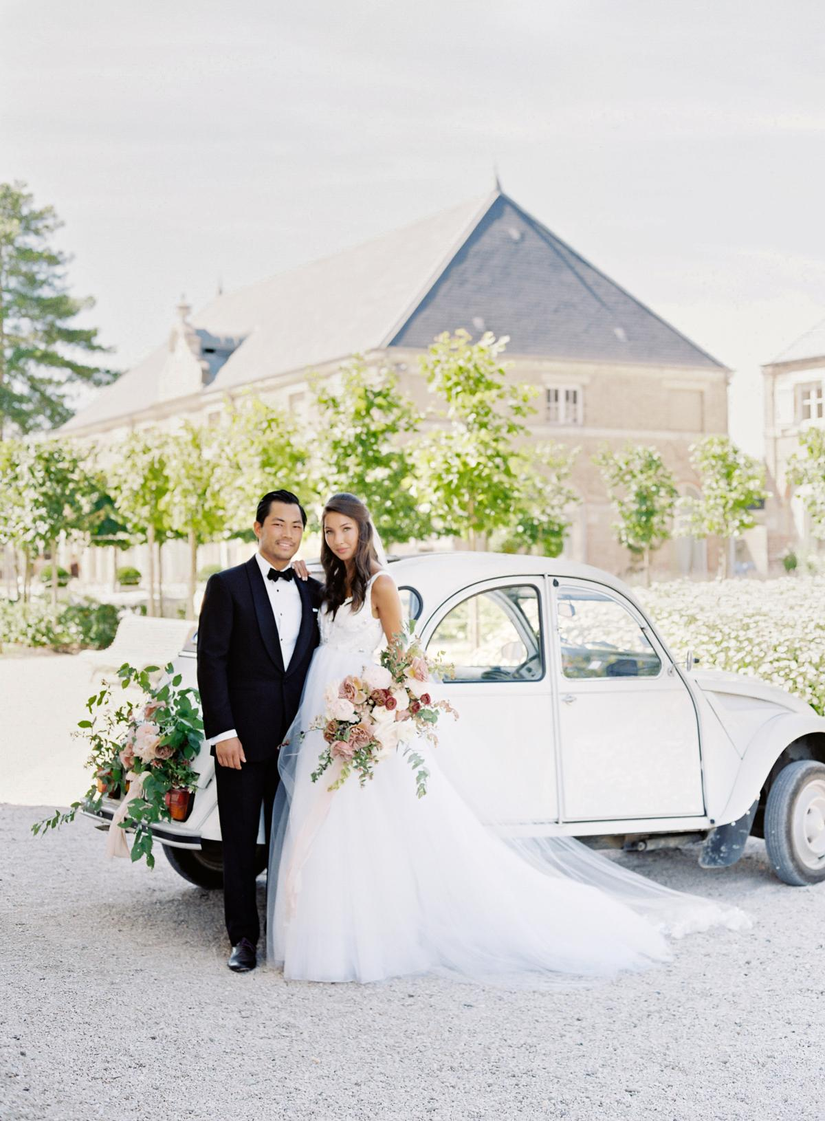 Chateau De Varennes Sinclair And Moore Wedding 0090