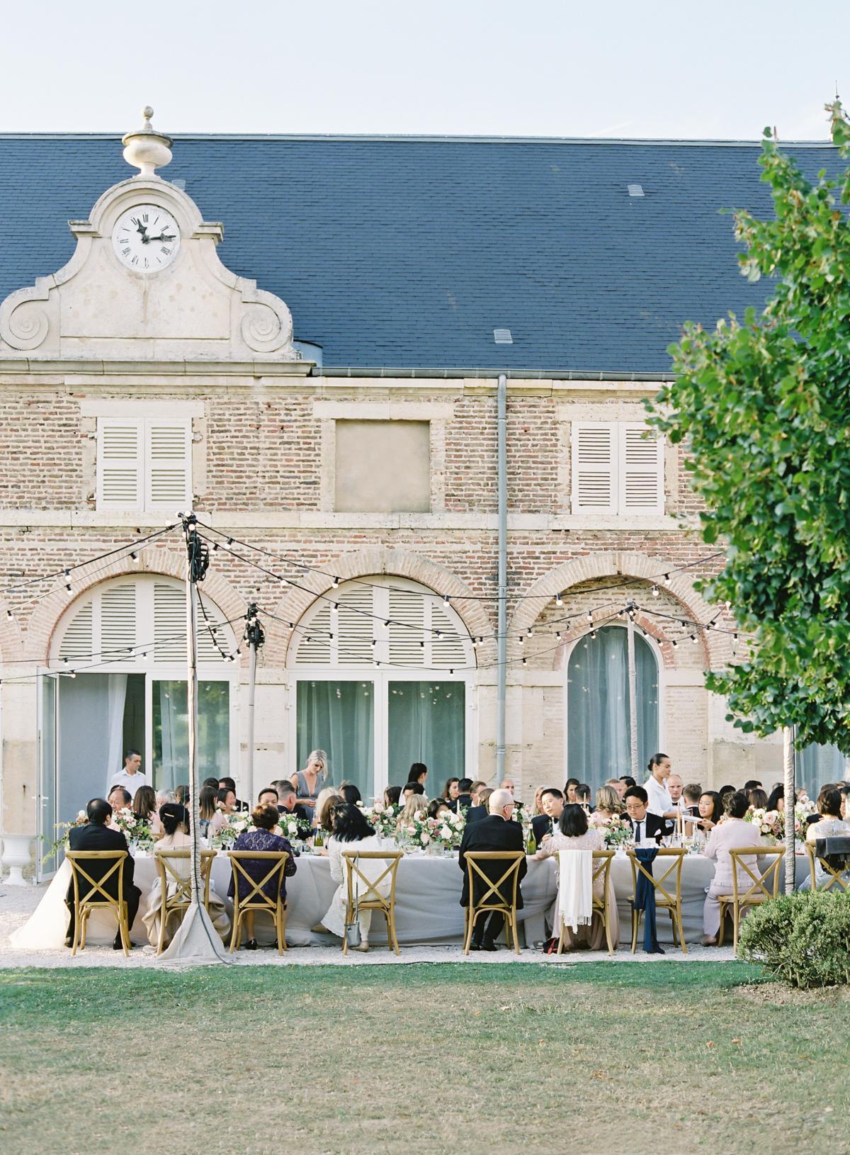 Chateau De Varennes Sinclair And Moore Wedding 0101