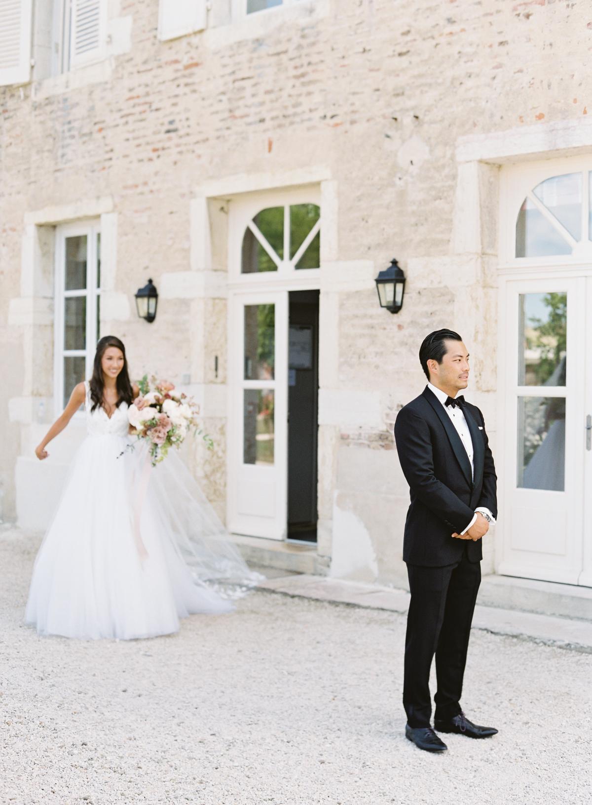 Chateau De Varennes Sinclair And Moore Wedding 0145