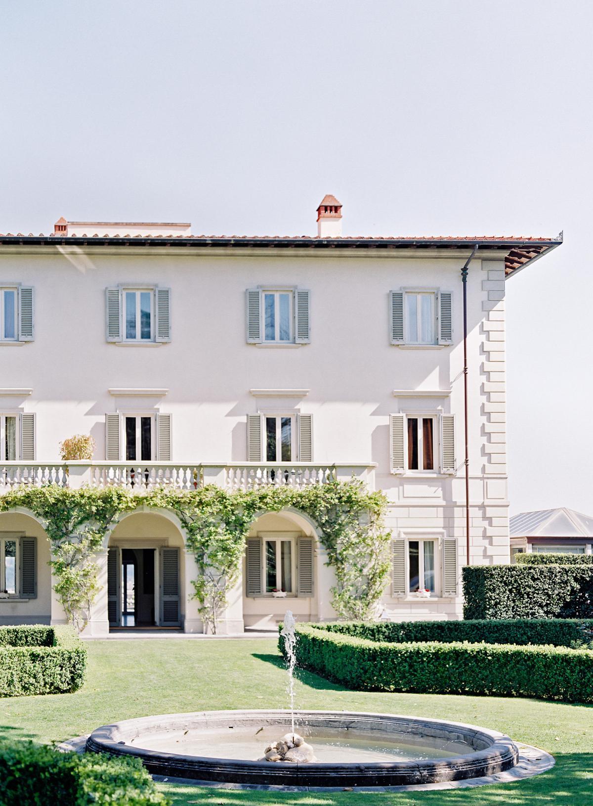 Florence Italy Wedding Villa La Vedetta 0007