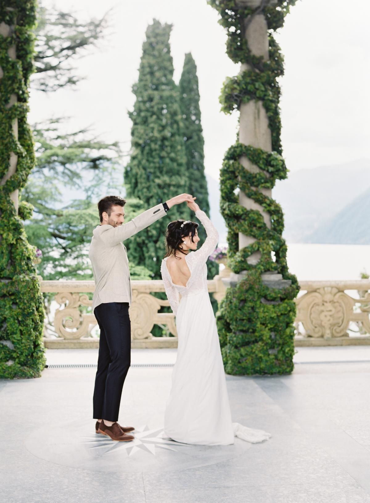 Lake Como Villa Del Balbianello Wedding Omalley Photographers 0019