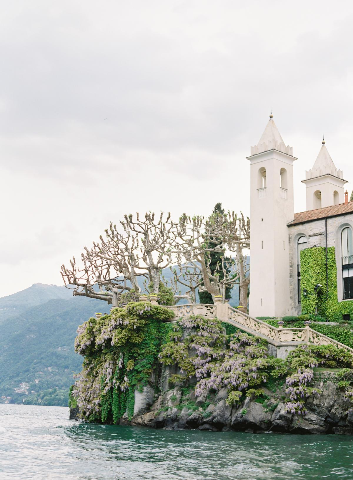 Lake Como Villa Del Balbianello Wedding Omalley Photographers 0055