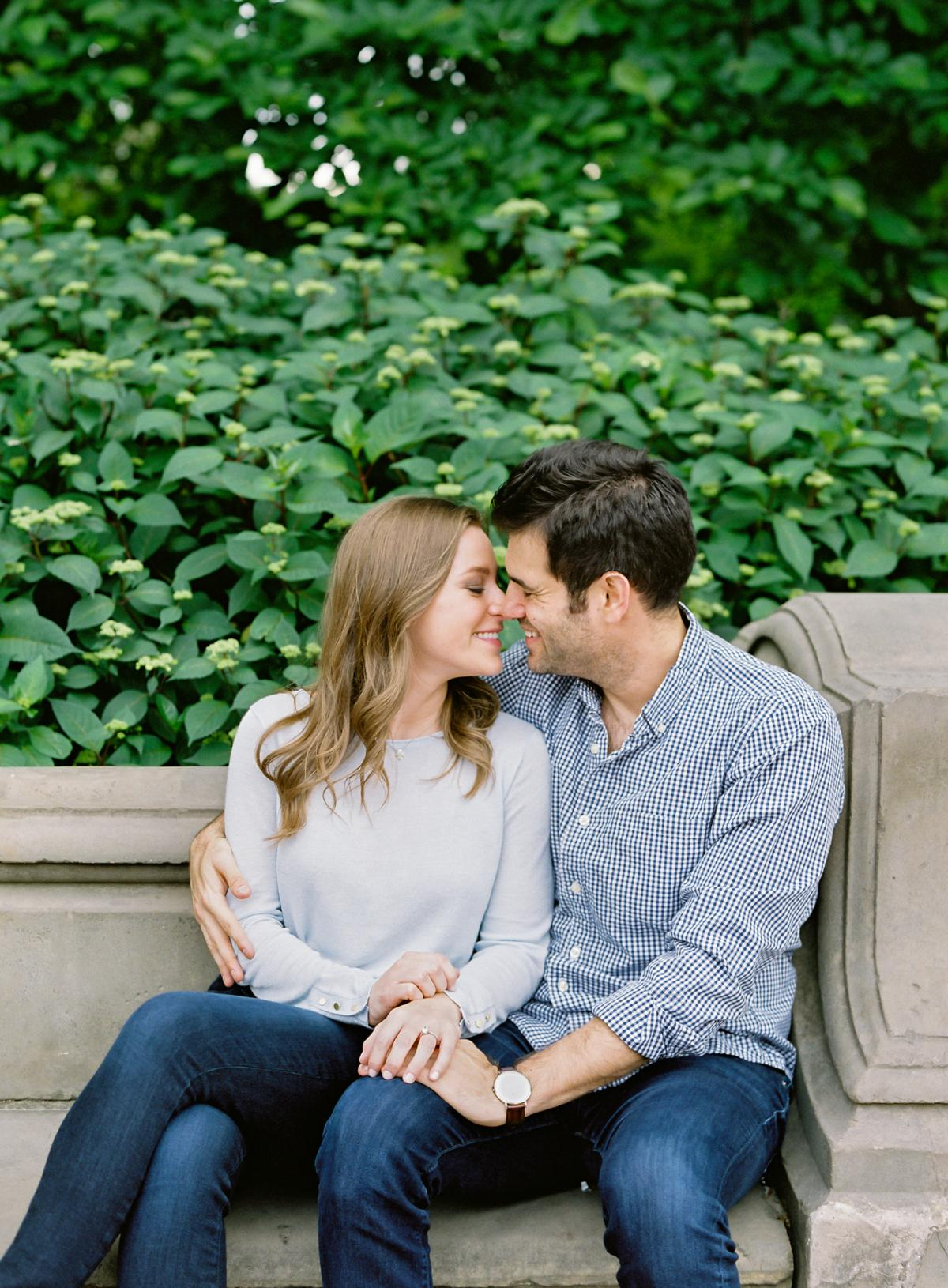 New York City Engagement Session Central Park 0012