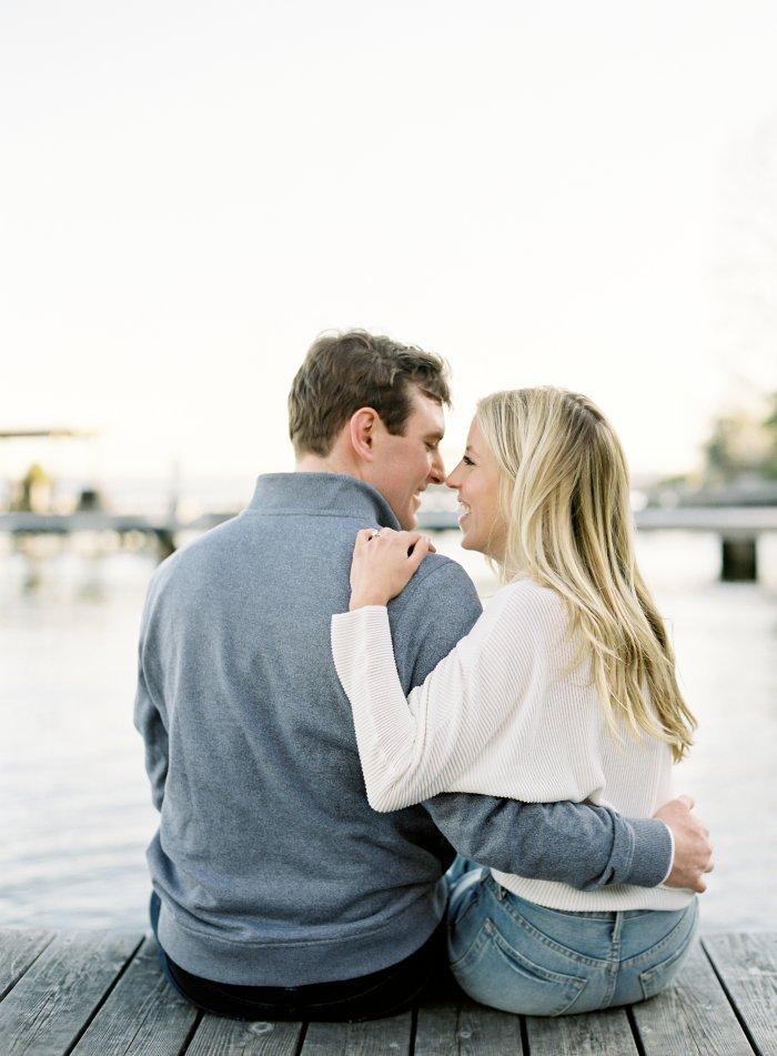 Patrick + Caitlin Engagement