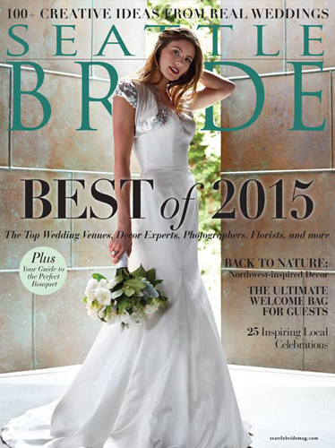 Seattle Bride Cover
