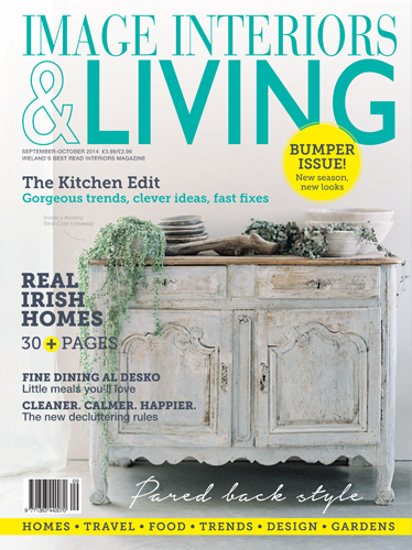 Image Interiors Living Magazine Cover
